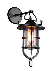 cheap -The Designer's Lamp Loft2RH American Country Vintage Industrial Wind Pastoral Dining Room Bar Dock Wall