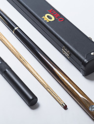 economico -Tre quarti due pezzi Cue Cue Sticks & Accessori Snooker English Biliardo Legno
