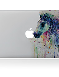economico -1 pezzo Anti-graffi Ad olio Di plastica trasparente Decalcomanie A fantasia PerMacBook Pro 15'' with Retina MacBook Pro 15 '' MacBook Pro