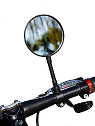 Bike Bicycle Cycling MTB Mirror Handlebar Flexible Wide Angle Rear View Rearview Useful Accessories