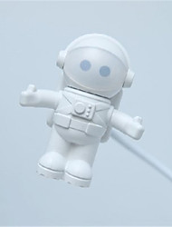 USB Nightlight Astronaut Model Lamp For Night Work