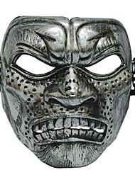 1pc fantôme masque de film pour costume de halloween couleur aléatoire