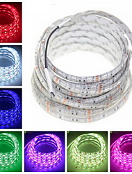 cheap -Flexible LED Light Strips 300 LEDs Warm White RGB White Green Yellow Blue Red Cuttable Dimmable Waterproof Self-adhesive Suitable for
