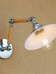 AC 110-130 / AC 220-240 4W E26/E27 Rustikal/Ländlich / Rustikal Chrom Feature for LED / Birne inklusive,Ambientelicht Schwenkarm-Lichter