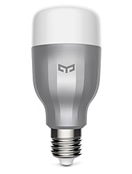 Original xiaomi yeelight bunte intelligente LED-Lampe wifi Fernbedienung Temperatur romantische Lampe