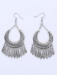 cheap -Women's Drop Earrings / Earrings - Tassel / Fashion / European Gold / Silver Earrings For Wedding / Party / Daily