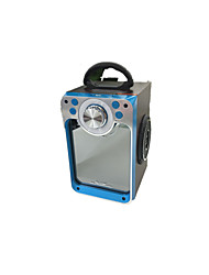MS-126 Square Dance Bluetooth Speaker (Note Blue)