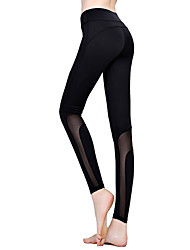 cheap -Women's Cotton Sporty Legging - Solid Colored