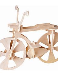 Modellini di legno Macchine giocattolo Giocattoli Bicicletta Livello professionale Da ragazzo Da ragazza 1 Pezzi