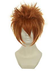 cheap -Vampire Knight Kain Akatsuki Orange Versatile Towering Short Cosplay Wigs