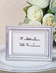 cheap -4 x 3 inch, 20th Wedding Anniversary Mini Photo Holder Favor / Place Card Holder Party Favors
