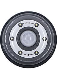 Недорогие -6 привело движение света инфракрасный датчик датчик человеческого тела лампа для использования в помещении аварийного ночного света