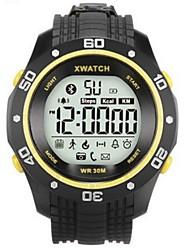 Smart Watch Vidéos Caméra Moniteur de Fréquence Cardiaque Mode Mains-Libres Contrôle des Messages Contrôle de l'Appareil PhotoMoniteur