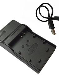 caricabatteria 10l micro usb telecamera mobile per Canon NB-10L G1X G3X G15 G16 SX40 sx50hs sx60hs