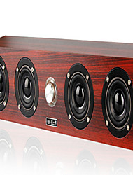 cheap -Desktop Laptop USB Desktop Subwoofer Wood Sound