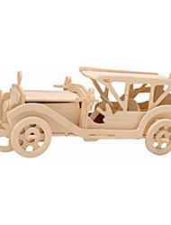 Puzzles en bois Voitures de jouet Jouets Automatique Golf Niveau professionnel Garçon Fille 1 Pièces