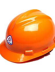 Baustelle Schutzhelm V-förmige pe gerade Schutzhelm