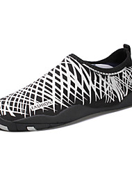 Unisex Loafers & Slip-Ons Comfort Spring Fall Customized Materials Upstream Shoes Athletic Casual Outdoor Flat Heel White Black Yellow