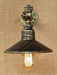 Недорогие -AC 220v-240v 40w e27 bg146 деревенском особенность / Дача Картина лампы includedambient светлой стене подсвечниках настенный светильник