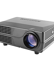 cheap -VS311 LCD Mini Projector 80 lm Support 1080P (1920x1080) 30-150 inch Screen