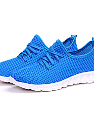 cheap -Running Shoes Women's Breathable Fabric Rubber Running/Jogging Sneakers New Breathable Sneaker Casual Flat Light Sport Shoes Mesh Platform