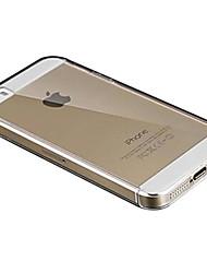 Pour iPhone X iPhone 8 iPhone 8 Plus iPhone 7 iPhone 7 Plus Coque iPhone 5 Etuis coque Ultrafine Transparente Coque Intégrale Coque