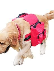 Chien Dog Paquet Animaux de Compagnie Transporteur Portable Solide Noir Rouge Bleu Rose Couleur camouflage