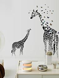 economico -Animali Natura morta Tempo libero Adesivi murali Adesivi aereo da parete Adesivi  a parete specchio Adesivi decorativi da parete