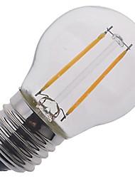E26/E27 LED Globe Bulbs A50 2 COB 240 lm Warm White Cold White K Decorative AC 220-240 V