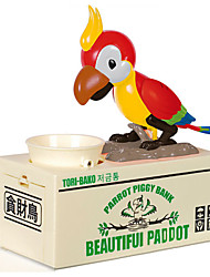 cheap -Piggy Bank / Money Bank / Stealing Coin Bank / Saving Money Box Bird / Duck / Dog Container / Electric Kid's