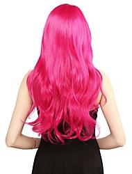Neitsi Women Grils Rose Curl Synthetic BOB Wig Long Wavy Cosplay Fashion Wig