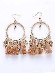 preiswerte -Damen Tropfen-Ohrringe Ohrring Schmuck Modeschmuck Aleación Schmuck Für Hochzeit Party Alltag