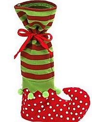 Недорогие -1шт В снежинку Наборы карточек для подарков Подарочные коробки Новогодняя тематика Оригинальные Halloween Для вечеринок, Праздничные
