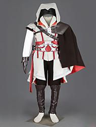 Costumi Cosplay Vestito da Serata Elegante Stile Carnevale di Venezia Soldato/Guerriero Assassino Cosplay da filmCappotto Maglietta Top