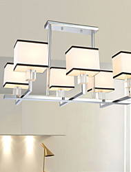 Pendant Light ,  Modern/Contemporary Country Electroplated Feature for Crystal Designers MetalLiving Room Bedroom Dining Room Study