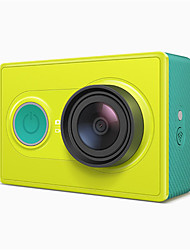 economico -Xiaomi Xiao Yi Action cam / Sport cam 16 mp 4608 x 3456 Pixel Bluetooth / Wi-Fi 60fps / 120fps / 30fps 10x 0 No CMOS 32 GB H.264  / MPEG-4 Inglese Scatto singolo / Scatto in sequenza / Time-lapse 40 m