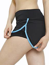 povoljno -Yoga hlače Kratke hlače Donji Quick dry Prozračnost Kompresija Udobnost Sudačko Visoka elastičnost Sportska odjeća Žene Yoga Pilates