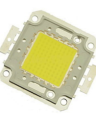 cheap -ZDM™ 100W 9000LM 6000K Cool White LED Chip(30-35V) High Quality