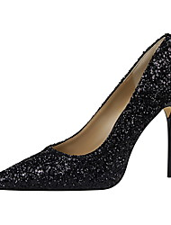 Women's Heels Fall Comfort Leatherette Dress Stiletto Heel  More Colors Available.