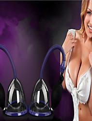 胸回り ×マッサージャー マニュアル 空気圧 豊胸 携帯式 シリコーン 1
