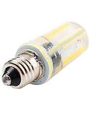 E11 Ampoules Maïs LED T 80 diodes électroluminescentes SMD 3014 Intensité Réglable Décorative Blanc Chaud Blanc Froid 450lm 2800-6500K AC