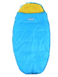 Sacco a pelo A coperta Singolo 10 Piume 1000g 190X50 Campeggio / Viaggi / Al CopertoImpermeabile / Anti-pioggia / Anti-vento / Ben