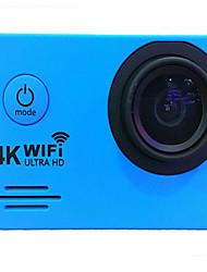 G80 Action cam / Sport cam 16MP 4608 x 3456 Wi-fi / Grandangolo / Senza fili 30fps 4X ± 2EV 1.4 CMOS 32 GB Formato H.264 Scatto singolo
