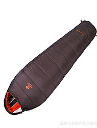Sleeping Bag Mummy Bag Duck Down 10°C Well-ventilated Waterproof Portable Windproof Rain-Proof Foldable Sealed 230X100 Camping Indoor