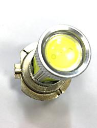 20x h7 conduit ampoule de phare 35w torchis conduit projecteur 5 côté éclairage h7 ampoule led brouillard couleur blanche