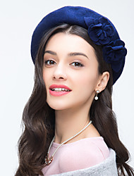 cheap -Women's Wool Headpiece-Wedding Special Occasion Casual Hats 1 Piece