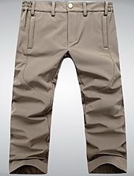 Per uomo Per donna Pantaloni da escursione Ompermeabile Tenere al caldo Antivento Anti-pioggia Traspirante Calze/Collant/Cosciali