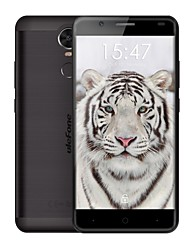 "ULEFONE Tiger 5.5 "" Android 6.0 Smartphone 4G ( Due SIM Quad Core 13 MP 2GB + 16 GB Nero / Grigio / Oro )"