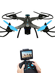 cheap -RC Drone JJRC X1G 4CH 6 Axis 5.8G With HD Camera 2.0MP 720P RC Quadcopter FPV LED Lights Failsafe 360°Rolling Access Real-Time Footage