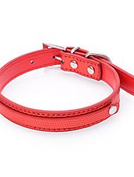 preiswerte -Hund Halsbänder Regolabile / Einziehbar Beschlagen Personen Strass Schwarz Rose Rot Blau Rosa